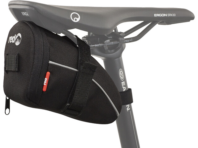 Red Cycling Products Saddle Bag pyörälaukku L, black